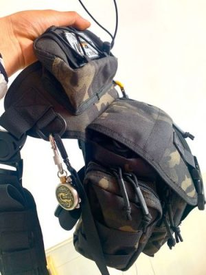 (CHRISTMAS PROMOTION AUTOMATICALLY 10% OFF) Multifunctional Leg Bag - holiax photo review
