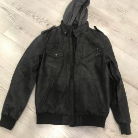 Outwear Leather Jacket (FREE SHIPPING) photo review