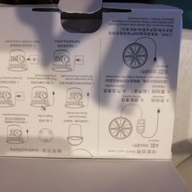 Portable ultrasonic washing machines(Suitable for bowls, clothes, glasses, fruits, vegetables and tea sets) photo review