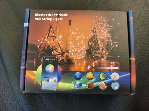 ChristmasGlow LED Lights - shopalevo photo review