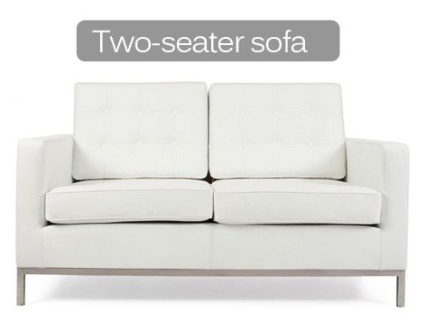 Two Sofa Cover